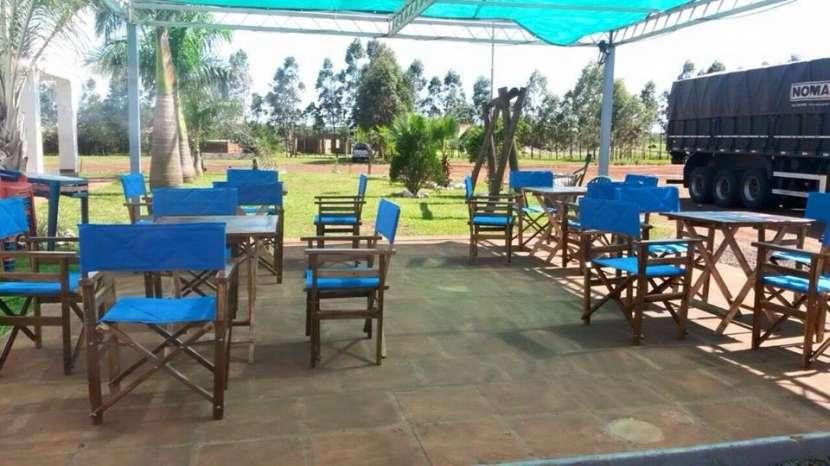 Juego de muebles de jardín, confiteria, restaurantes, bar - 2