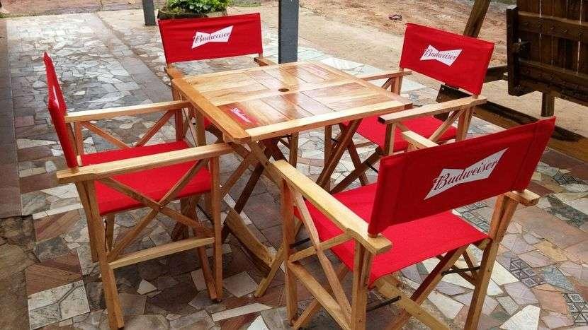 Juego de muebles de jardín, confiteria, restaurantes, bar - 1