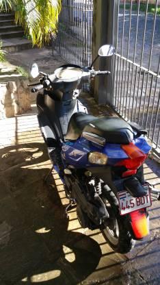 Scooter Taiga TL 150 cc