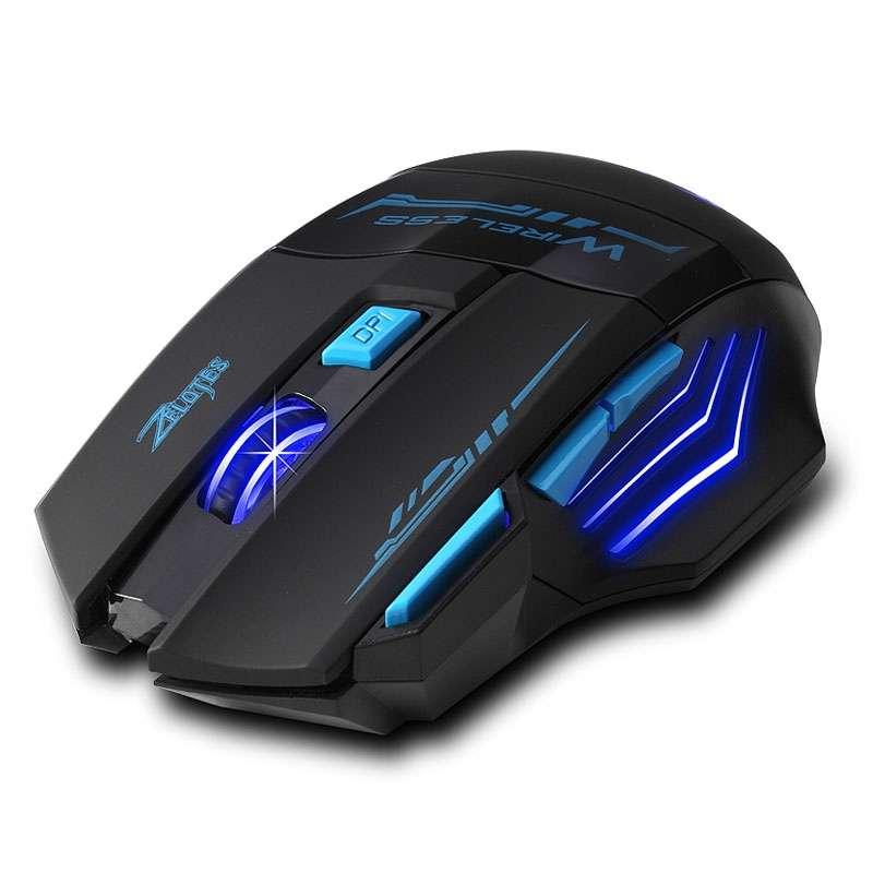 Mouse USB e Inalambrico - 0