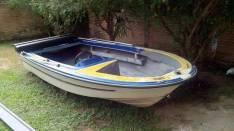 Bote Pesquero Casco Itaipu