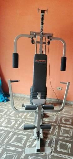 Multiejercicio Athletic Advanced 250M