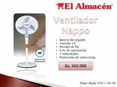 Ventilador Nappo