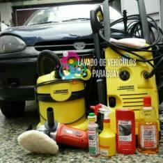 Lavado de autos a domicilio