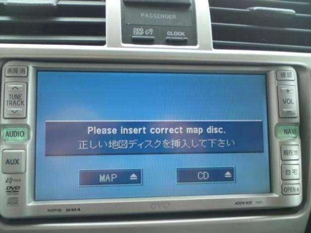 Reprogramación radio Toyota - 2