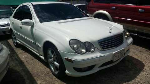 Mercedes Benz 2006 mecánico