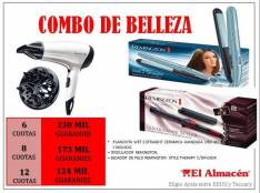 Planchita Ondulador Secador Remington