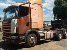 Tracto Scania 124L 400 1998