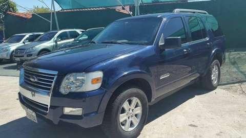 Ford Explorer 2008 automático