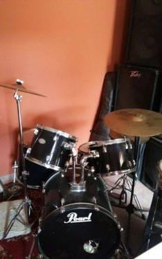 Batería Pearl serie drums