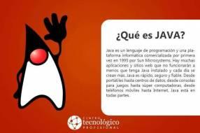 Curso de programación JAVA + PostgreSQL