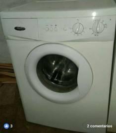Lavarropas automático Whirpool