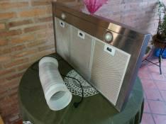 Extractor de aire para cocina