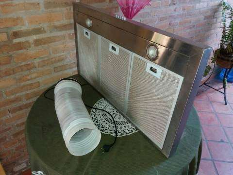 Extractor de aire para cocina - 0
