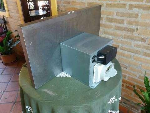 Extractor de aire para cocina - 2