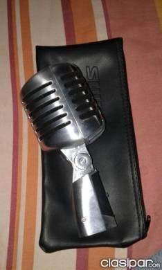Micrófono clásico Elvis Presley GM -55