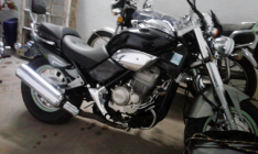 Moto Kenton Nevada 2008 motor Yamaha 300 cc
