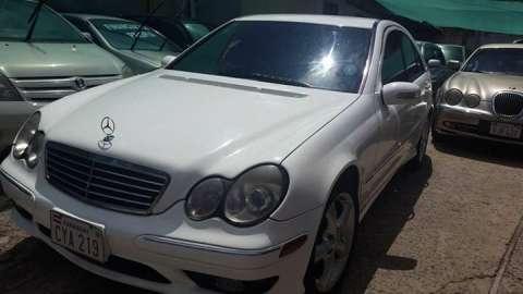 Mercedes Benz C230 2006