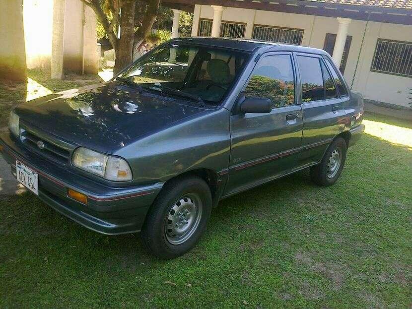Kia Pride Sedan 1996 mecánico naftero - 1