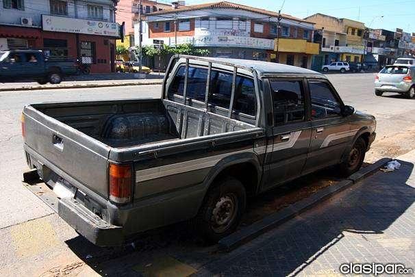 Mazda Doble cabina 1992 - 1