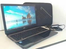 Notebook Acer E510 15.6 pulgadas con estuche