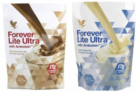 Batidos Ultra livianos con Proteinas y Aminoteina