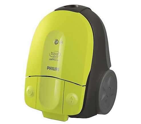 Bolsa de Aspiradora Philips impact plus de 1500 W - 1