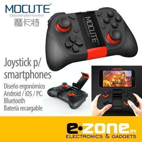 Joystick bluetooth para smartphone Mocute 050 Android/iOS - 0