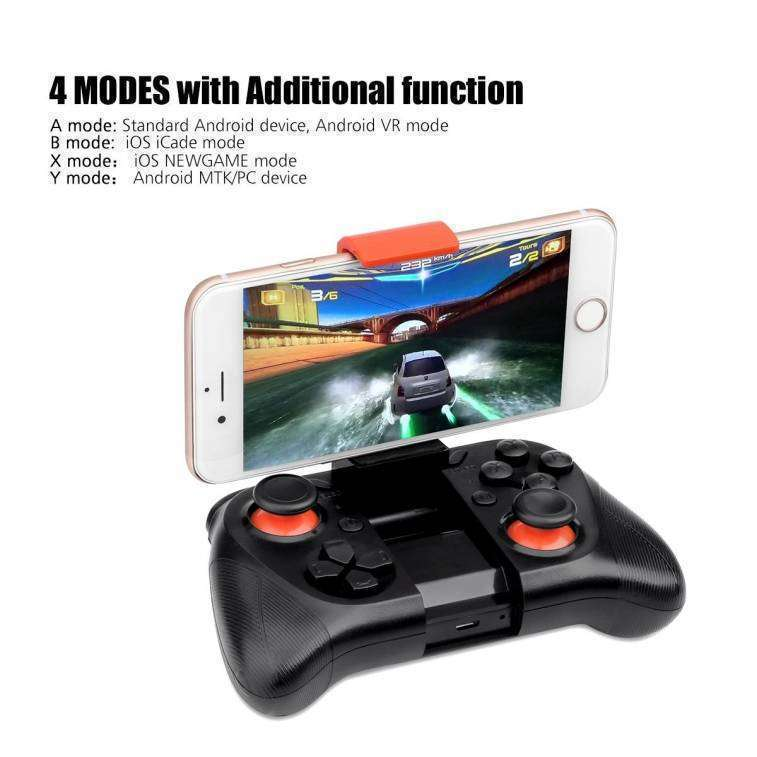 Joystick bluetooth p/ smartphone Mocute 050 - Android/iOS - 1