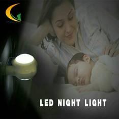Luces LED para el dormitorio de tu bebé