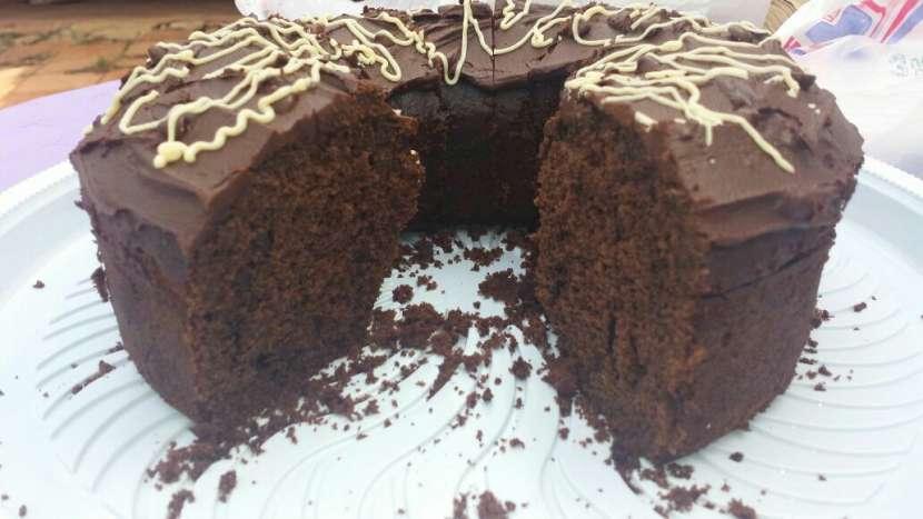Rosca de chocolate - 2