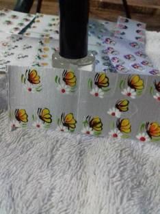 Adhesivos Artesanales para Uñas