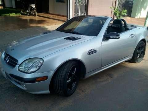 Mercedes Benz Slk 320 2003