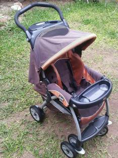 Carrito chicco tipo travel system