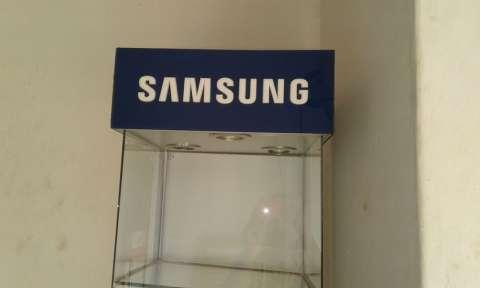 Exibidora Samsung