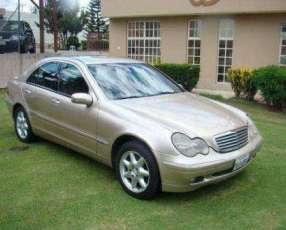 Mercedes Benz C240 2001 Americano