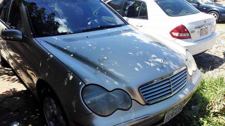 Mercedes Benz C240 2001 Americano - 3