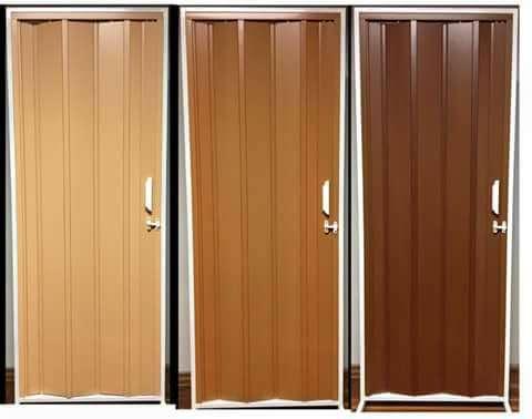 Reja para puerta mariela - Puertas de acordeon ...