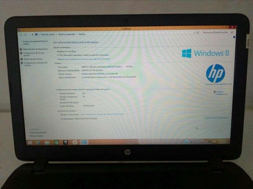 Notebook Hp AMD - 3