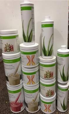 Productos nutricionales de Herbalife