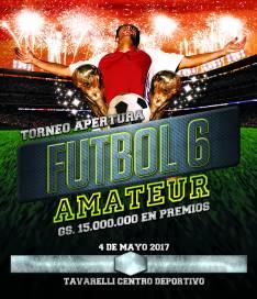 Torneo de fútbol amateur