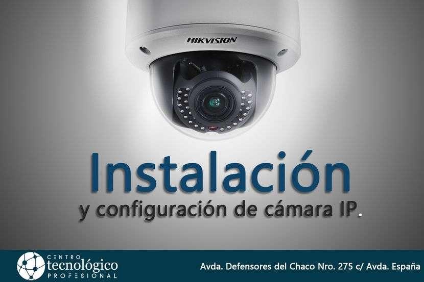 Instalación De Cámaras De Seguridad Y Configuración Cctv IP