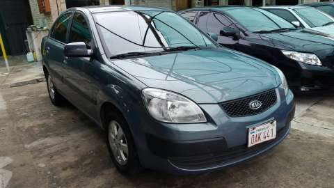 Kia Rio 2010 financiado