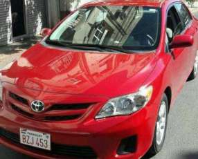 Toyota Corolla LE 2012 versión americana