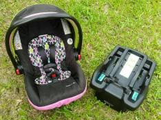 Baby car Graco Semi nuevo