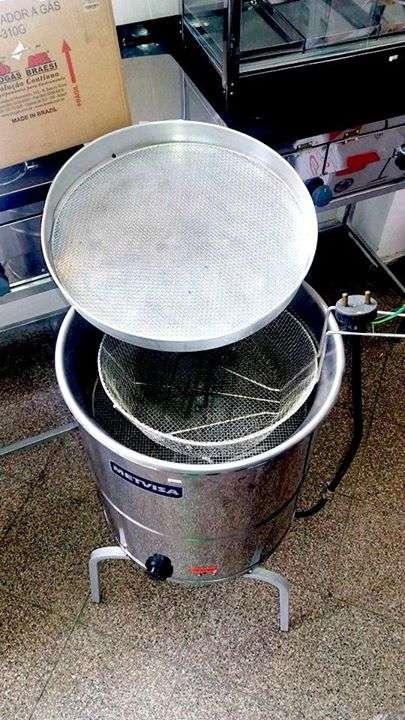 Fritadora Metvisa de 18 Litros - 1
