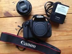 Cámara Canon T4i
