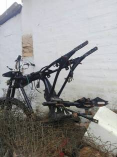 Chasis cobradora