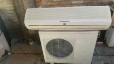 Aire Split de 24.000 btu frio/calor con control