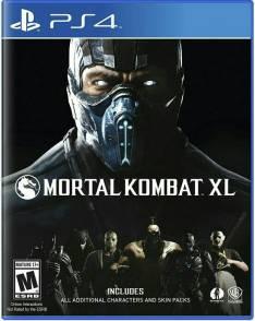 Mortal Kombat XL PS4 codigo digital